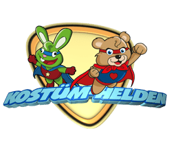 Kostuem-Helden Produktion Maskottchen