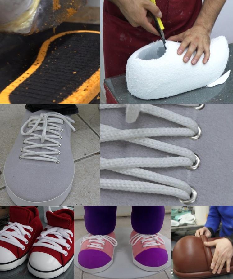 Schuh-kostuem-herstellung-Bau