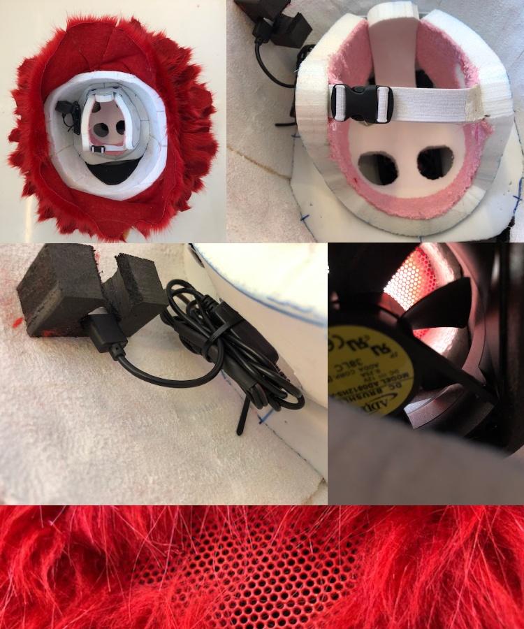 Herstellung-Maskottchen-Kostuem-erstellen